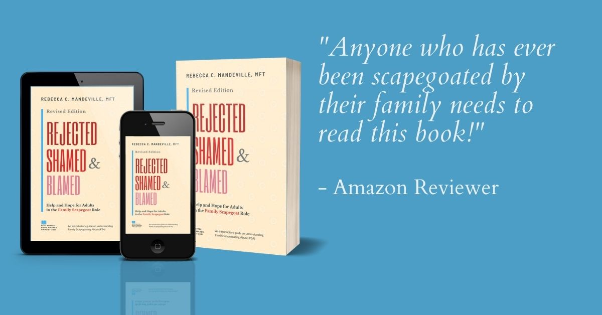 family-scapegoating-book
